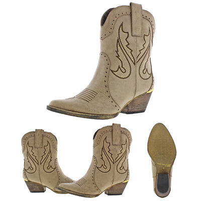 Very Volatile Markie Women's Western Cowboy Boots Cowgirl Style