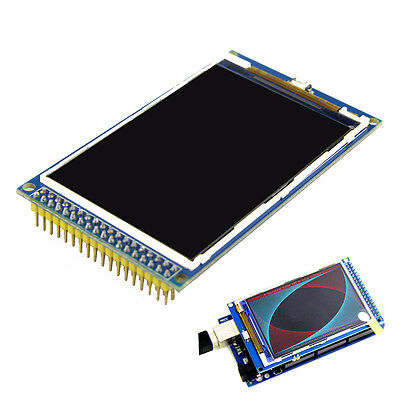 """3.2"""" inch TFT LCD Module IPS 480x320 262K Color Full Angle for Arduino Mega2560"""