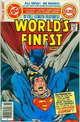 World's Finest # 258 (68 pages) (USA,1979)