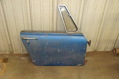 Used Oem Austin Healey Sprite Mg Midget Right Side Door W/ Window & Vent