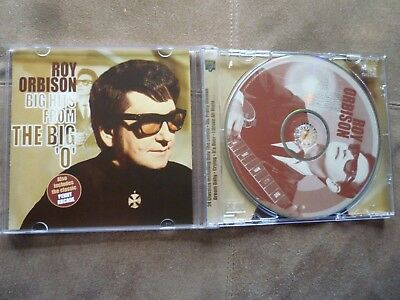 Roy Orbison Big Hits From The Big O 24 Track Best Of Cd Album Exc