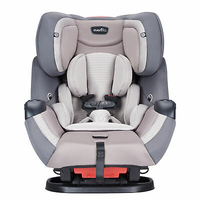 New Evenflo Platinum Symphony LX All-in-One Convertible Car Seat - Sahara