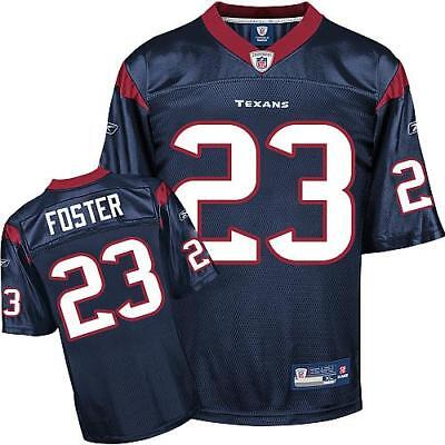 NFL Authentic ONFIELD Trikot Houston Texans Arian Foster 23 navy Football Jersey