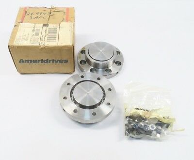 New Ameridrives 212581-015Rb F201.5 Rsb Stainless Coupling D584443