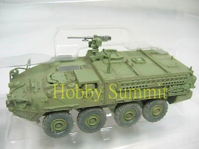 1/72 US Army M1126 STRYKER Infantry Carrier Vehicle  Finished Painted Model Tank