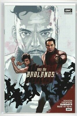INTO THE BADLANDS: The Complete Second Season (Season 2)**New, Free