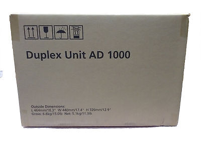 Lot of 2 Ricoh AD 1000 Duplex Unit G893-17