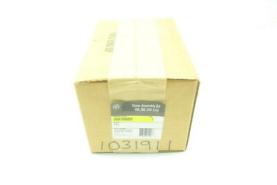 New General Electric Ge 546A780G054 Size 2 3P Cover Assembly Kit D584418