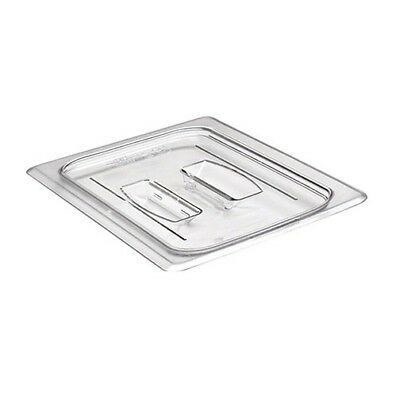 Cambro 60CWCH135 Camwear 1/6 Size Food Pan Cover With Handle