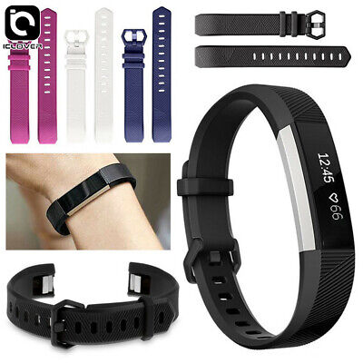 S/L Silicone Replacement Wrist Band Strap For Fitbit Alta & Alta HR Wristband