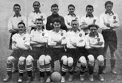 Doncaster Rovers Football Team Photo>1950-51 Season