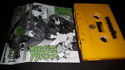 weedeous mincer / gorgos split tape pro done haggus agx suffering mind chulo sor