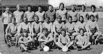 Newport County Football Team Photo>1975-76 Season