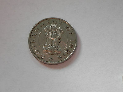 India, Half Rupee, 1956 lot#BR033