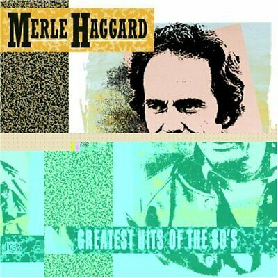 Haggard, Merle : Merle Haggard - Greatest Hits of the 80s CD