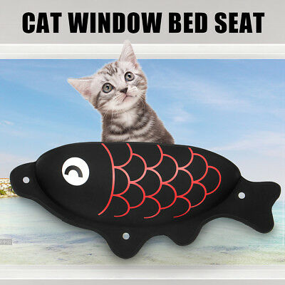 Incredible Perch Cat Bed Window Seat Kitty Mounted Pet Hanging Hammock Dailytribune Chair Design For Home Dailytribuneorg