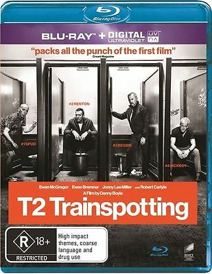 T2 Trainspotting (Blu-ray, 2017)