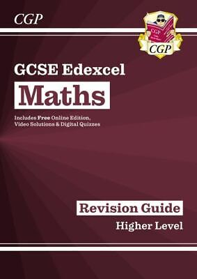 GCSE Edexcel mathematics Higher level The revision guide: for the grade 9-1