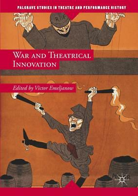 War and Theatrical Innovation - 9781137602244 PORTOFREI