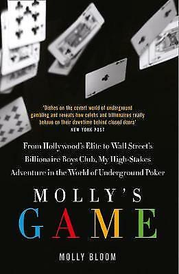 Molly's Game, Bloom, Molly