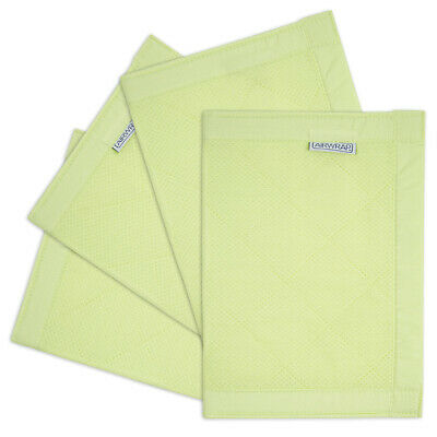 NEW The Little Linen Company - AIRWRAP 4 Sides - Green