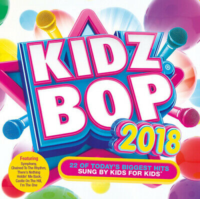 Kidz Bop Kids : Kidz Bop 2018 CD (2017) ***NEW***