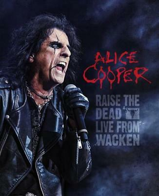 ALICE COOPER, Raise the dead - Live from Wacken Blu-Ray