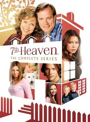 7th Heaven: The Complete Series (REGION 1 DVD New)