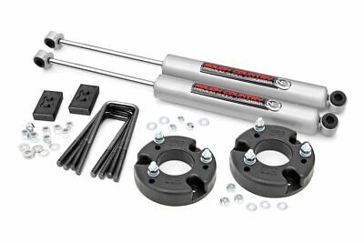 "Rough Country 52230 - 2"" Leveling Lift Kit for 09-18 F150 with Premium N3 Shocks"