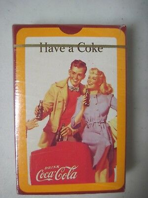 Have A Coke Coca-Cola Playing Cards - Bridge