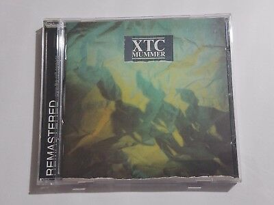 Mummer [2002 Reissue] [Remaster] by XTC (CD, Jun-2001, Caroline Distribution)