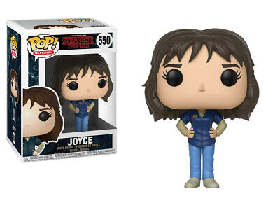 Stranger Things 2nd Season Joyce as Clerk POP! Figure Toy #550 FUNKO NEW MIB