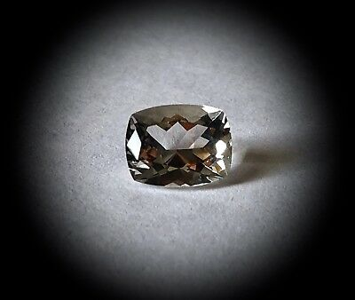 1.9 Carat 9x7mm Cushion Cut - AAA Genuine Herkimer Diamond from Middleville, NY
