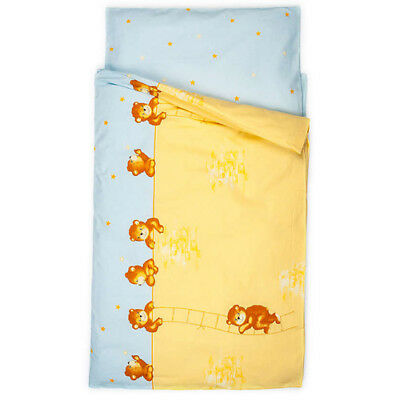 Baby Bedding Bear 100x135 cm bedsheet set Set Cotton Young Girl Bear