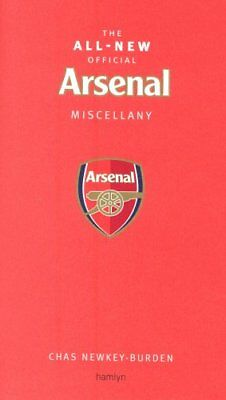 (Very Good)-The All-new Official Arsenal Miscellany (Hardcover)-Newkey-Burden, C