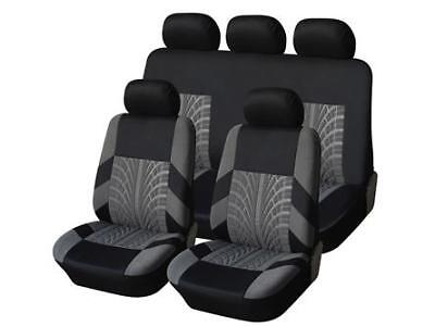 LAMBETH LUXURY CAR SEAT COVERS FULL SET For LAND ROVER FREELANDER 1 AND 2