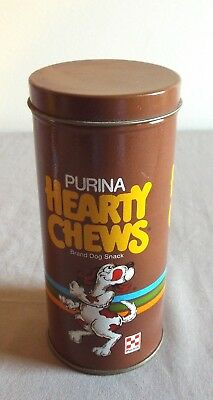 Purina Hearty Chews Dog Treat Tin