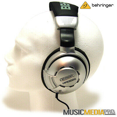 Behringer HPS3000 Semi Pro Studio / Home  Headphones Earphones Quality sound