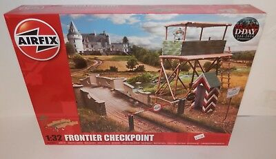Airfix 1:32 Frontier Checkpoint #A06383 NIB