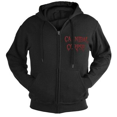 CANNIBAL CORPSE - Red before black Kapuzenjacke Hoodie