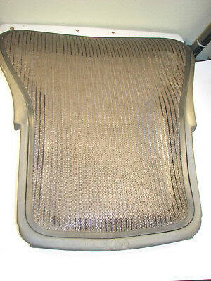 Herman Miller Aeron Chair Back ~ Size B w/ Brown Mesh