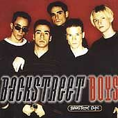 Backstreet Boys, Backstreet Boys, Acceptable,  Audio CD, FREE & Fast Delivery