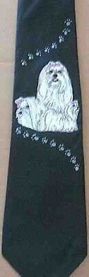 Mens Necktie MALTESE Hand-Decorated Nice Quality