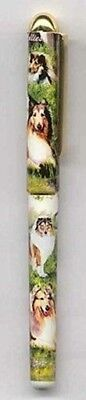 Quality Writing Pen COLLIE Rollerball Black Ink Pen