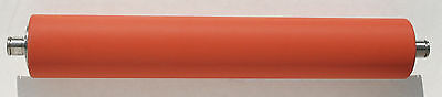 "Silicone Rubber Roller, 10.5"" x 1.5"", for maker machines and crafts"