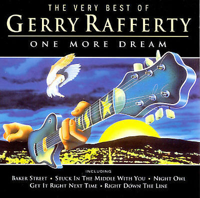 One More Dream (Very Best Of) by Gerry Rafferty (CD, Oct-1995,...