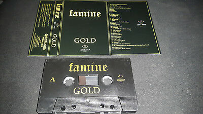 famine - gold - collection tape prodone afternoon gentleman boak ona soap nothin