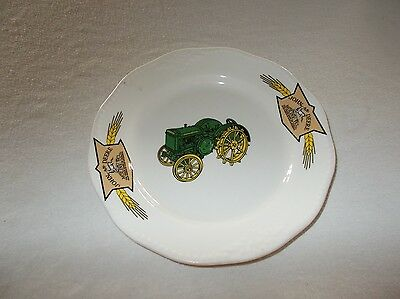 Limited production Gibson John Deere Timeless pattern 7 5/8 decorative plate