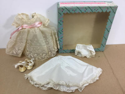 """Vintage Madame Alexander 8"""" Doll Outfit Alexanderkins Wendy Goes To Garden Party"""