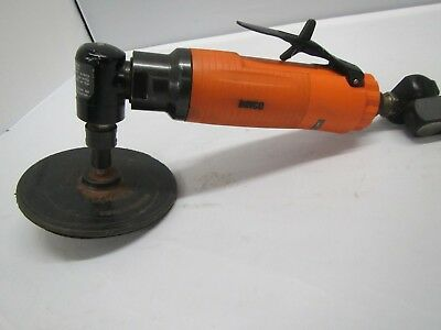 Dotco Right Angle 12L2218-36 18,000 Rpm .9 Hp Grinder Sander Great Condition